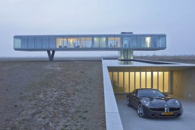 Un'anima moderna e sostenibile per Villa Kogelhof