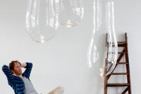 Big Bubble: lampada XXL