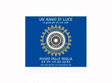 UN ANNO DI LUCE: evento @ Museo Mille Miglia
