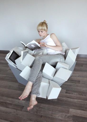 La sedia Manet by Marta Szymkowiak