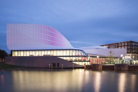 Rotterdam si ravviva con il Theatre de Stoep