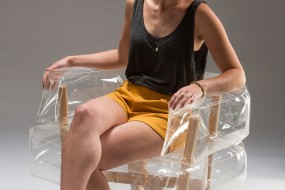 'Gonfia' il Design con la seduta Anda