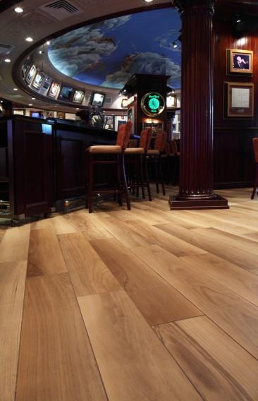 La pavimentazione Caesar @ Hard Rock Cafè Roma